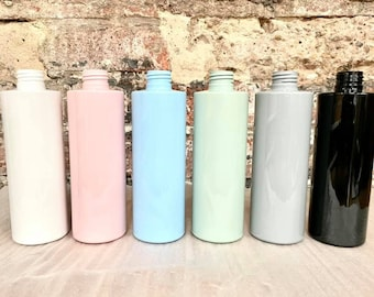 250ml Pump Bottles - Various Colours available
