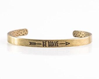 Brave and Bold - Brass
