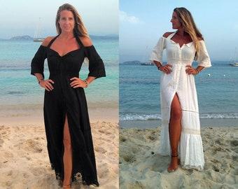 75f12022225d Boho maxi dress