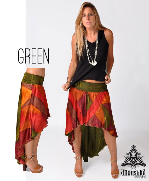 Low Price Fee Shipping Womens Magic High-Low Boho Festival Skirt Anoushka Extremely Shop Your Own Cheap Sale Cost usvQk3Aren