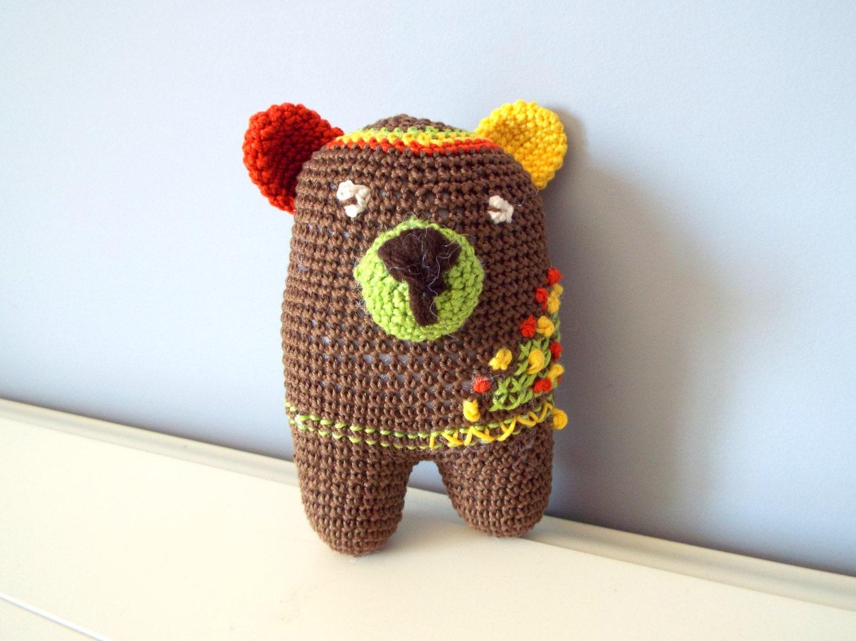 20+ Free Crochet Teddy Bear Patterns ⋆ Crochet Kingdom | 1125x1500