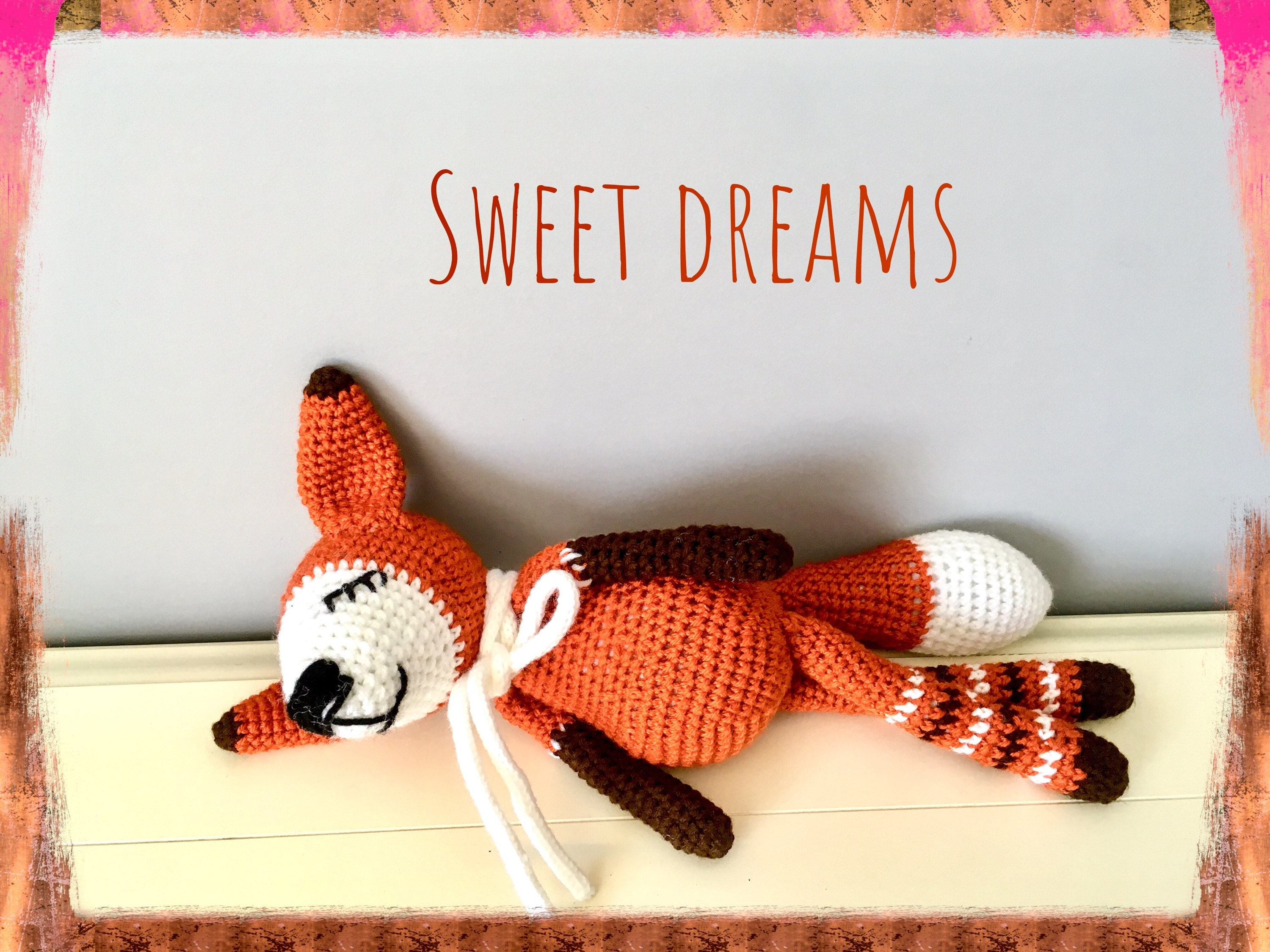 Crochet Amigurumi Fox Free Patterns & Tutorials | Crocheted fox ... | 2250x3000