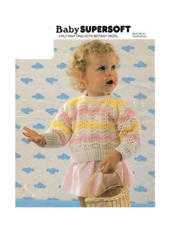 610a14c8b7fd Sweater 4 ply knitting pattern 99p pdf