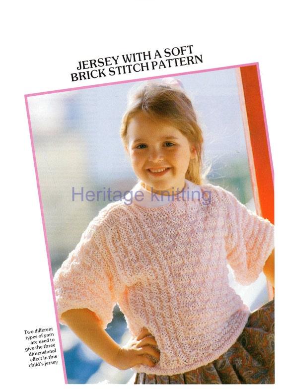 Excepcional 5 Ply Knitting Patterns Imágenes - Ideas de Patrones de ...