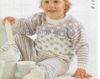 baby suit dk knitting pattern 99p pdf