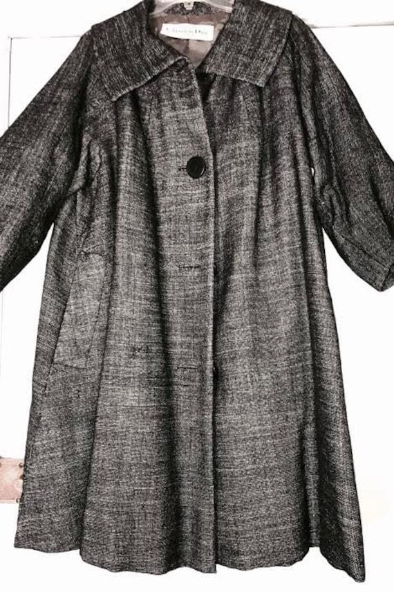 CHRISTIAN DIOR 1959 haute couture by Yves Saint La