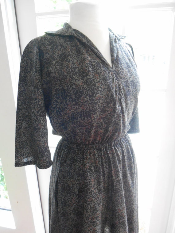 Halston 1970's vintage print (out of date) cinche… - image 4
