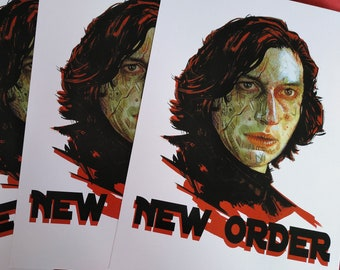 New Order A4