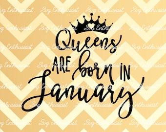 Januar Geburtstag Etsy