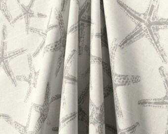 Sea Friends Star Fish Window Curtains, Window Curtains By Premier Prints, Kids  Room Curtains, Window Valances