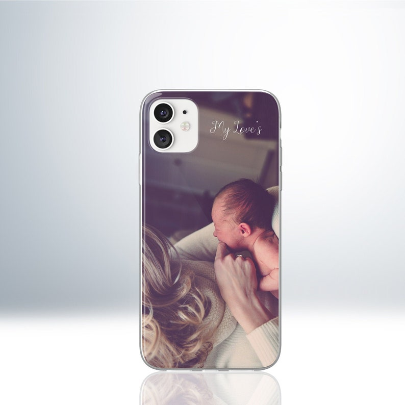 Personalised iPhone Photo Case for iPhone 6 6S 7 8 X XS XR XS image 0