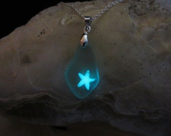 Starfish  pendant // Beach necklace // Summer necklace // Ocean jewelry