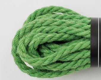 Hemp Bondage Rope Brilliant Green Shibari 6mm Mature