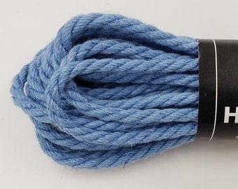 Hemp Bondage Rope Baby Blue Shibari 6mm Mature