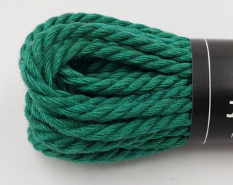 Jute Bondage Rope Emerald Green Shibari Rope Mature 6mm