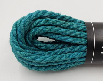 Jute Bondage Rope Aqua Shibari Rope Mature 6mm