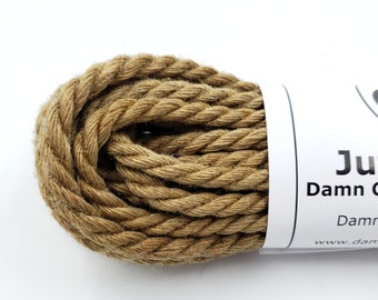 Jute Bondage Rope Shibari Rope Natural Jute BDSM Mature