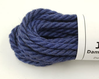 Jute Bondage Rope Shibari Rope Blue Jute Mature