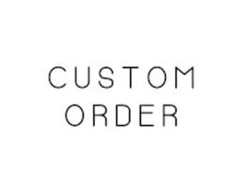 Custom Order 15
