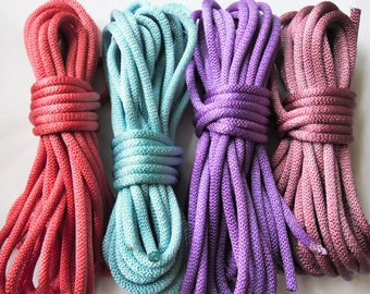 Custom Colors Nylon Bondage Rope Mature