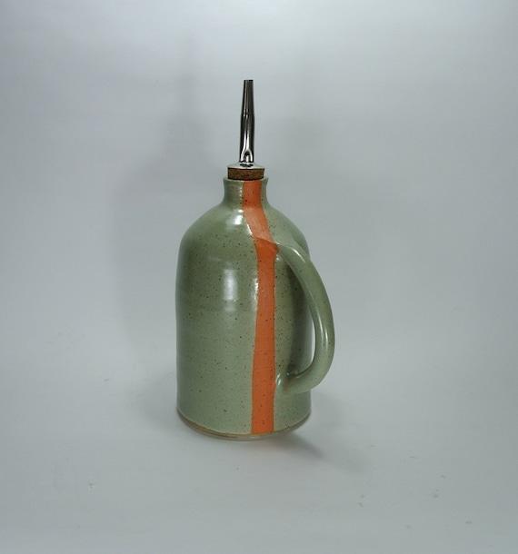 Dispenser Tableware Gift Olive Oil And Vinegar Decorative Etsy