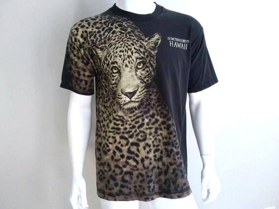 f3e143ab9 Vintage jaguar shirt animal shirt size large etsy jpg 570x428 Jaguars  hawaiian shirt