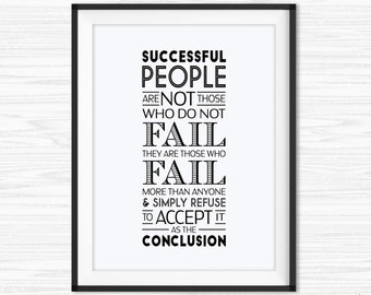Superbe Office Wall Art Printable Office Quotes Success Quote Motivational Wall  Decor Inspirational Canvas Quote Office Motivation Cubicle Decor