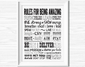 Motivational Wall Art Robin Sharma Office Wall Quotes Inspirational Quotes  Canvas Quotes Office Decor Success Quotes