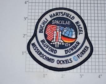 UFFICIALE della NASA ingegnere aerospaziale Ragazzi Blu T-shirt girocollo NUOVO