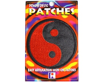 Patch Iron-On Balance Yoga  Embroidered Applique