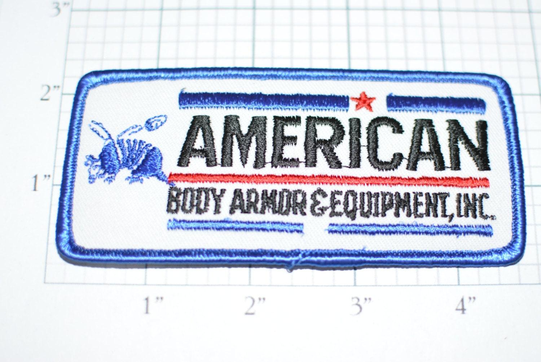 American Body Armor & Equipment Inc  Shell Bouncing off