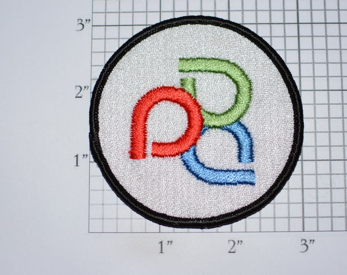Beautiful Sew-on Vintage Embroidered Clothing Patch (Unknown Origin) for Jacket Vest Shirt Hat Backpack Interesting Design Emblem Logo