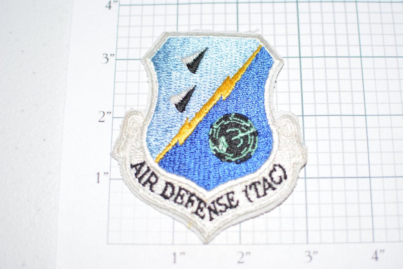 Air Defense Tactical US Air Force USAF RARE Sew-On