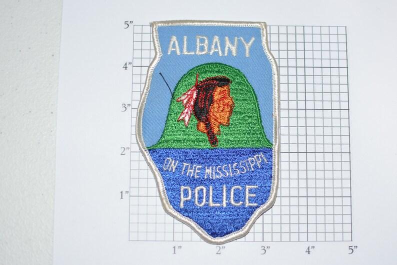 Albany Police Illinois
