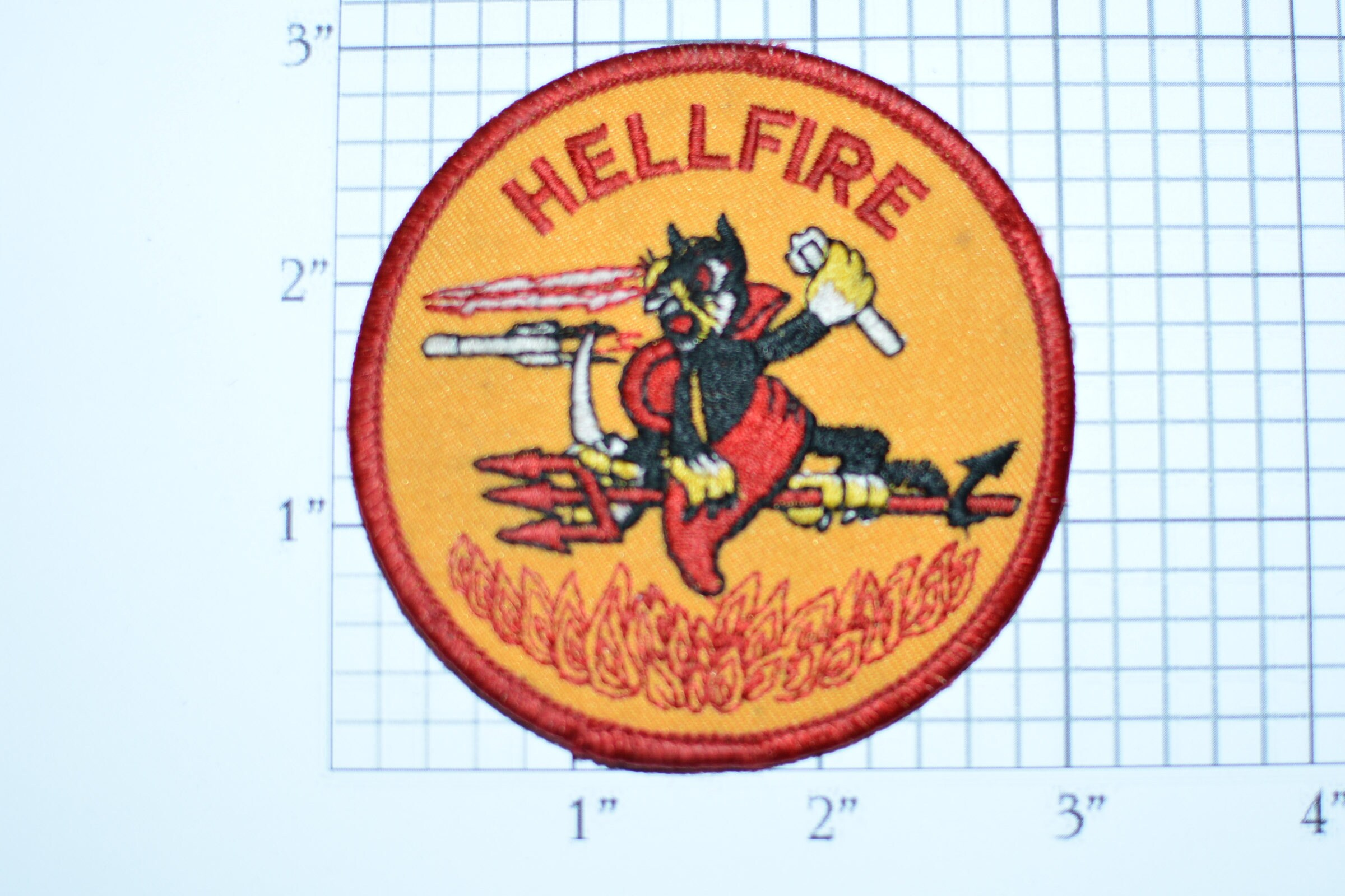 US Marine Corps UMSC Hellfire Missile ASM Fire and Forget