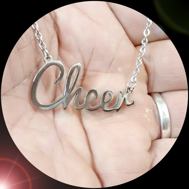 c99cc970d82a Custom Name Necklace Stainless Steel Name Initial
