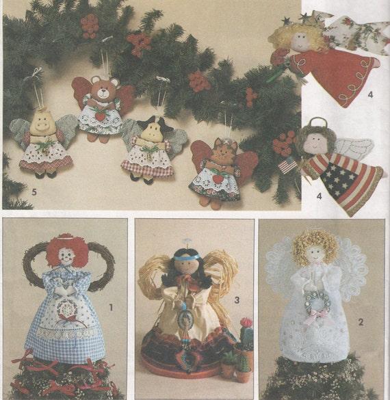 Einfachheit Handwerk 8687 Christmas Craft Schnittmuster | Etsy