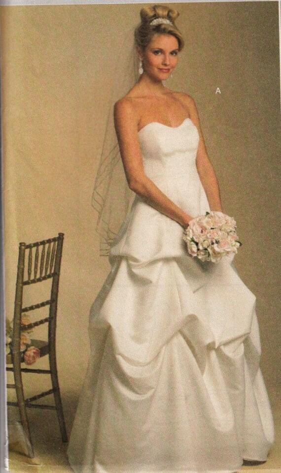 Wedding Gown Sewing Pattern Bridal Sewing Pattern Wedding Etsy