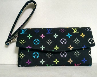 LV-All-Around Trifold Wallet Or Wristlet