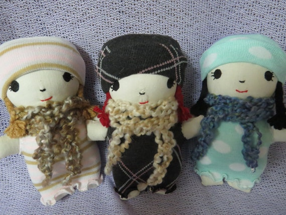 Rag Doll Sewing Pattern Instant Download Unique Personalized Etsy