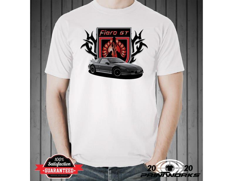 Pontiac Fiero Not Just A Car Funny Car Lovers T Shirt