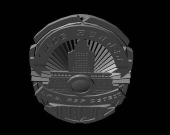 Bladerunner Badge