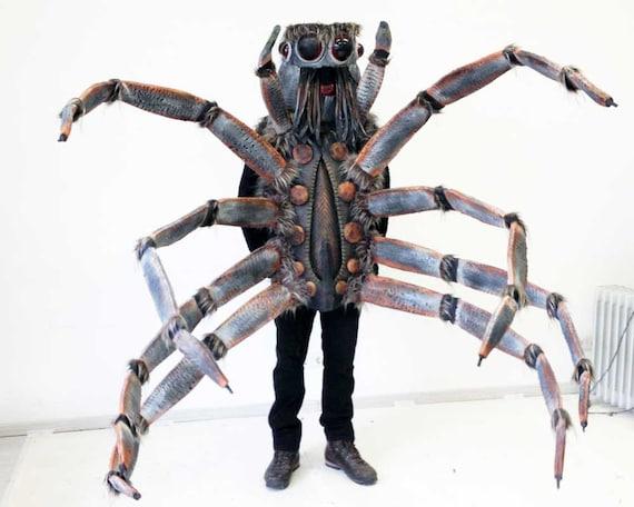 Costume Insecte Araignée Réaliste Taille Adulte Halloween Etsy