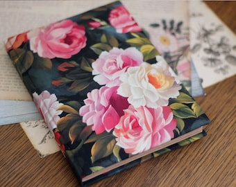 NEW Personalised A5 Pink 5 Year Diary Hand Painted Roses /& Butterflies