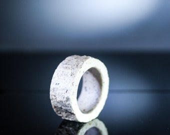 Raw stone ring - free shipping