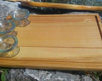 Kitchen board ash