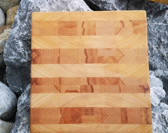 Cutting board brainwood board kitchen board