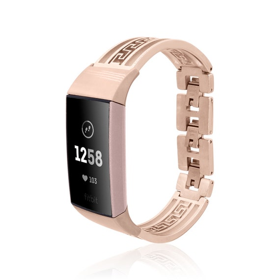 Fitbit Charge 3 Bangle BAY - Silver or Rose Gold