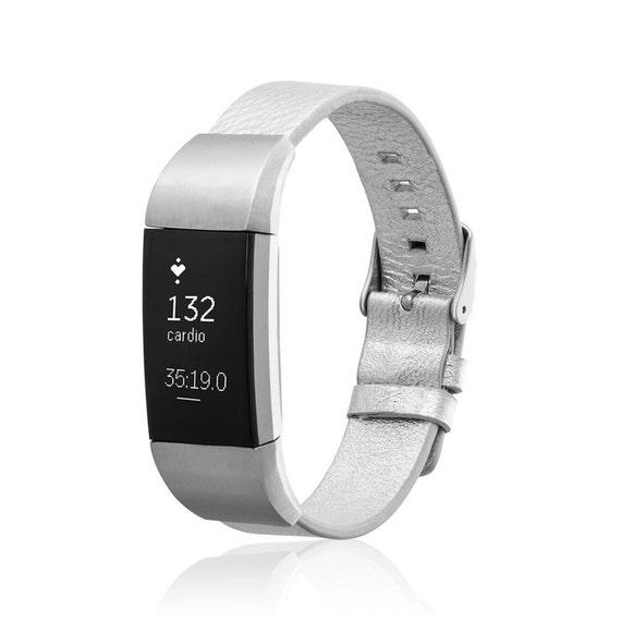 Charge 2 Jewelry - Bracelet  GLEN - SILVER