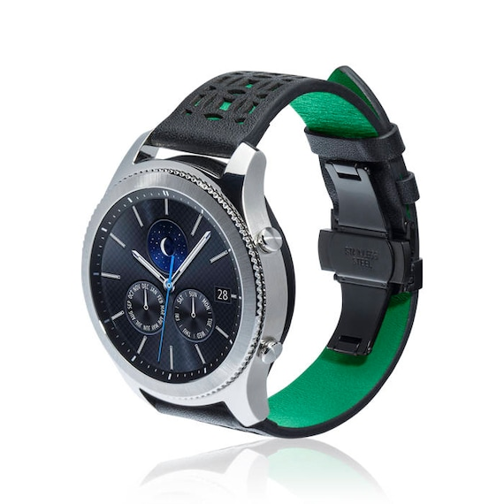 Watch Band LIFE for Samsung Gear S3 Classic/Gear S3 Frontier more colors available - stainless steel and leather